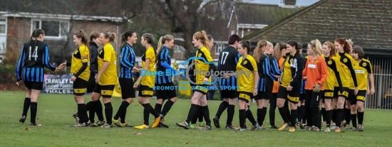 Ladies Development vs Worthing