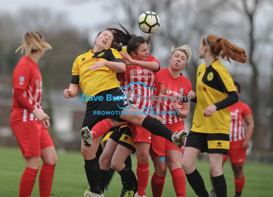 Ladies Development vs Worthing Utd